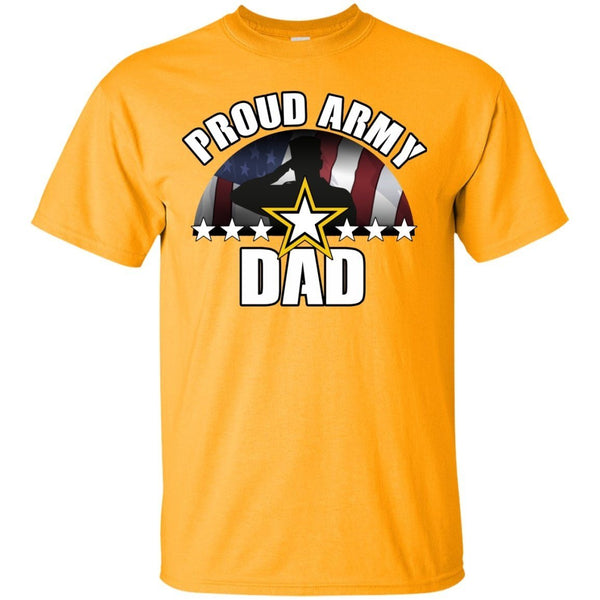 Short Sleeve - Army Dad
