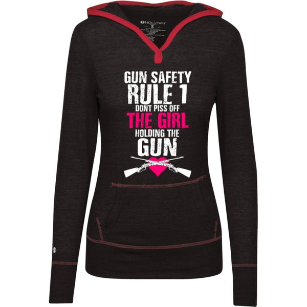 Sweatshirts - Gun Safety Rule #1 Junior Lightweight Hoodie