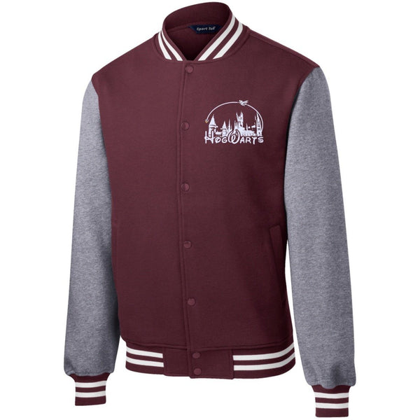 Sweatshirts - Hogwarts Disney Fleece Letterman Jacket