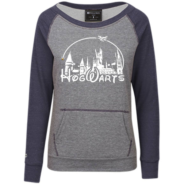 Sweatshirts - Hogwarts Disney Juniors' Vintage Terry Fleece Crew