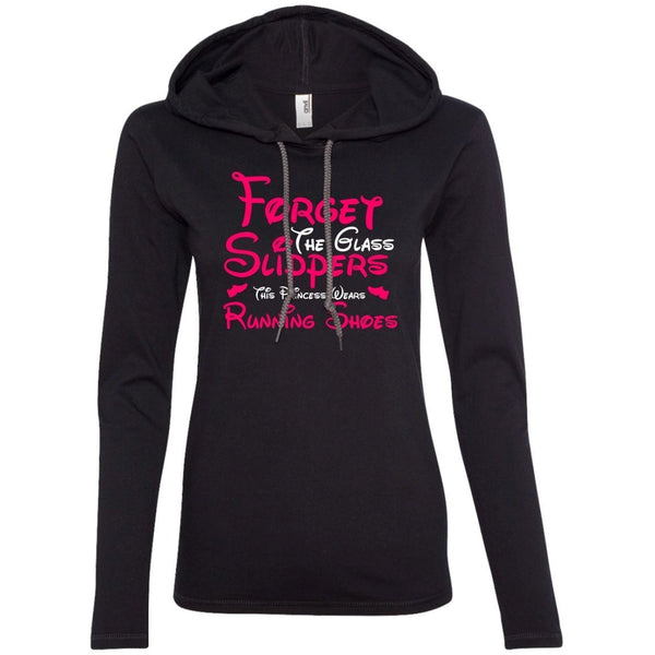 T-Shirts - Forget The Glass Slippers Womens T-Shirt Hoodie