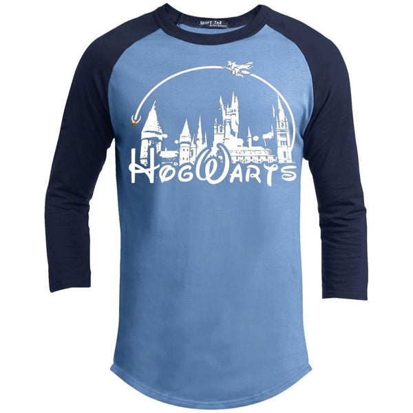 T-Shirts - Hogwarts Disney Sporty Tee Shirt