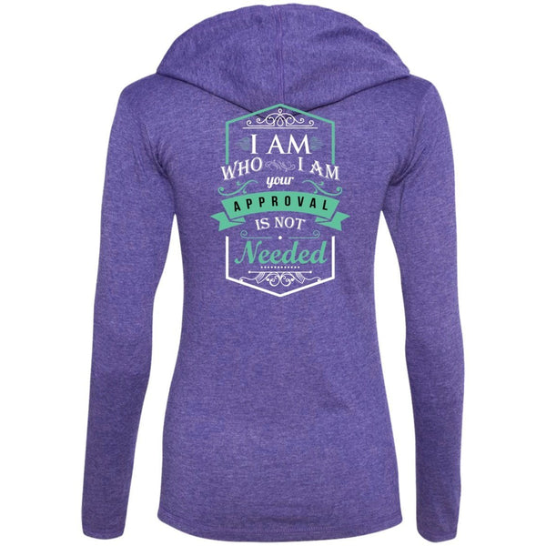 T-Shirts - I Am Who I Am Womens Tshirt Hoodie