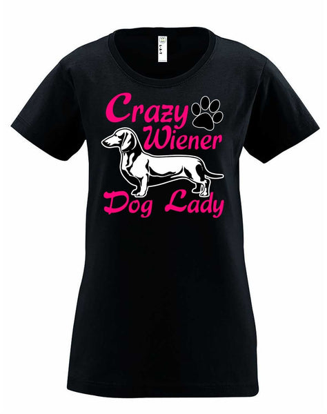 Crazy Wiener Womens