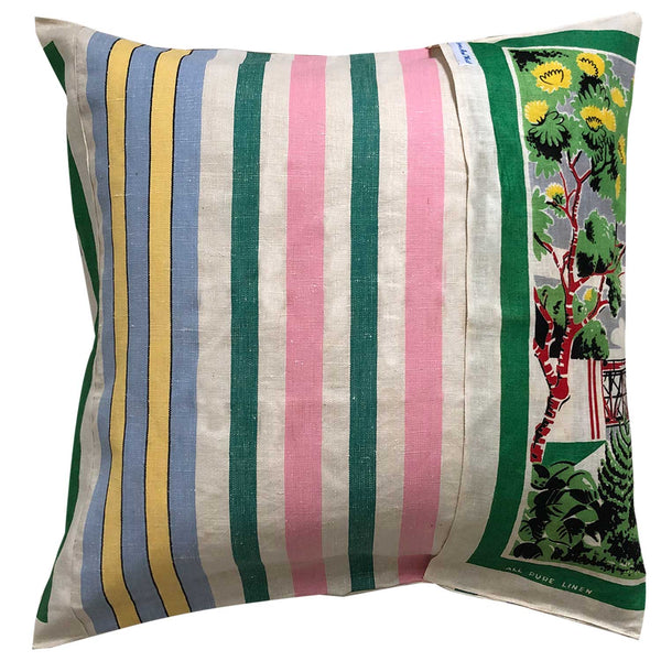 Auckland New Zealand retro cushion cover