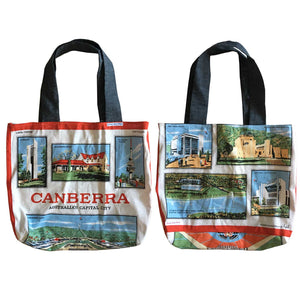 Canberra tote