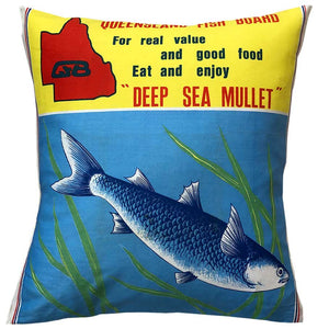 Deep sea mullett
