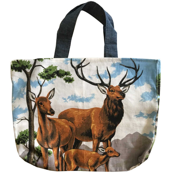 Monarch of the Glen tote