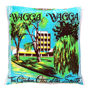Greetings from Wagga Wagga Garden City of the South