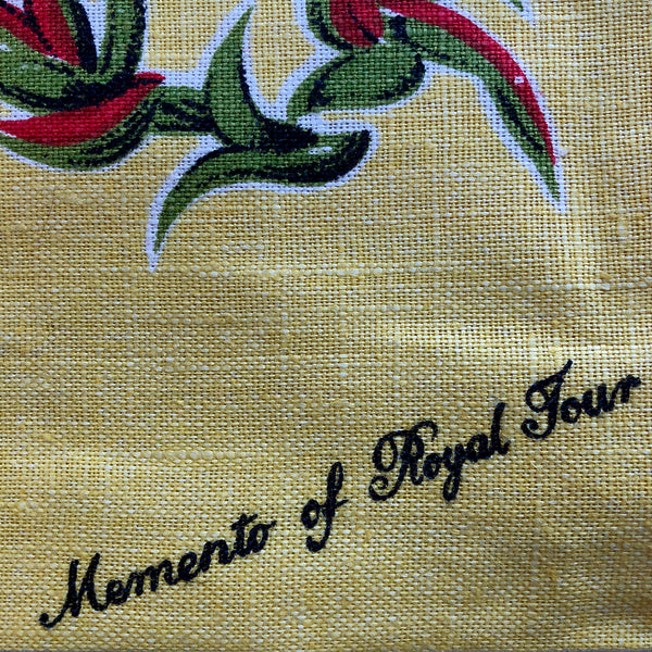 Memento of the Royal Tour