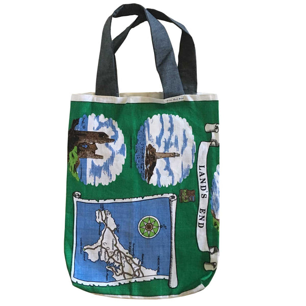 Lands End tote