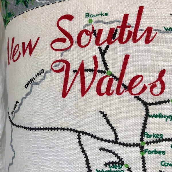 New South Wales with stripe reverse