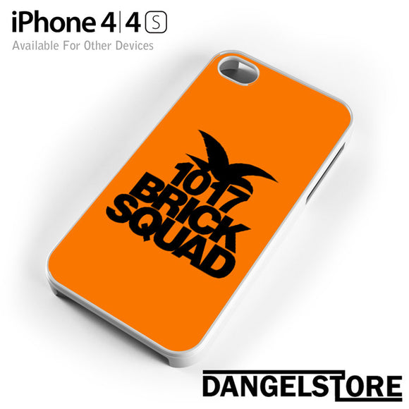 1017 brick squad - iphone case - iphone 4 - DANGELSTORE