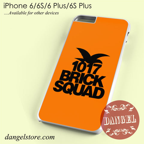 1017 Brick Squad Phone case for iPhone 6/6s/6 Plus/6S plus