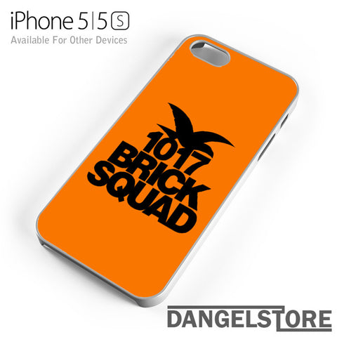 1017 brick squad - iphone case - iphone 5 case - DANGELSTORE