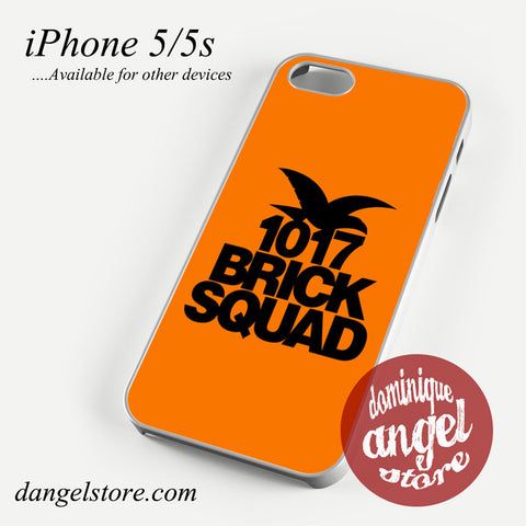 1017 Brick Squad Phone case for iPhone 4/4s/5/5c/5s/6/6s/6 plus - dangelstore