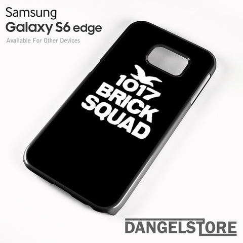 1017 bs - samsung galaxy case - samsung galaxy S6 Edge - DANGELSTORE