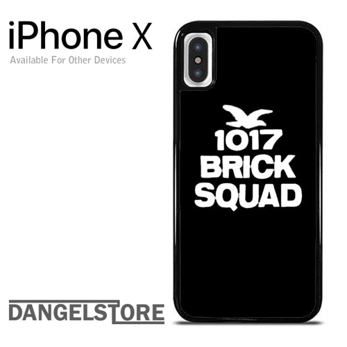 1017 bs - iphone X case - DANGELSTORE
