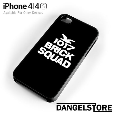 Brick Squad iPhone 4 Case - Dangelstore