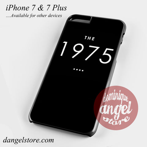 1975 Phone Case for iPhone 7 and iPhone 7 Plus - dangelstore