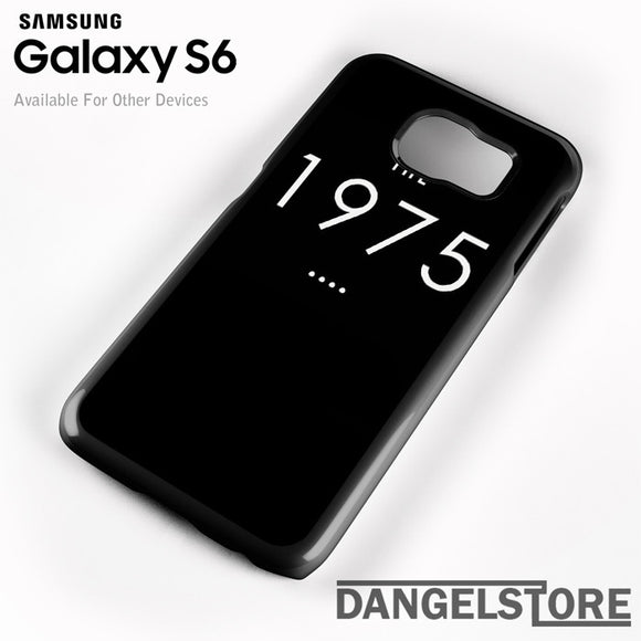 1975 - Samsung Galaxy Case - Samsung S6 Case - DANGELSTORE