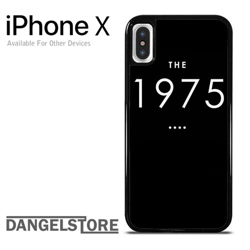1975 - iphone X case - DANGELSTORE