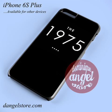 1975 Phone case for iPhone 6S Plus and another iPhone devices - dangelstore
