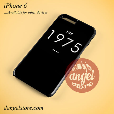 1975 Phone case for iPhone 6 and another iPhone devices