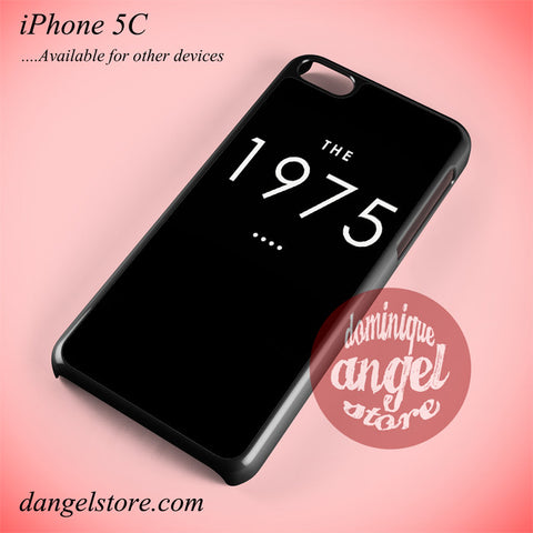 1975 Phone case for iPhone 5C and another iPhone devices - dangelstore