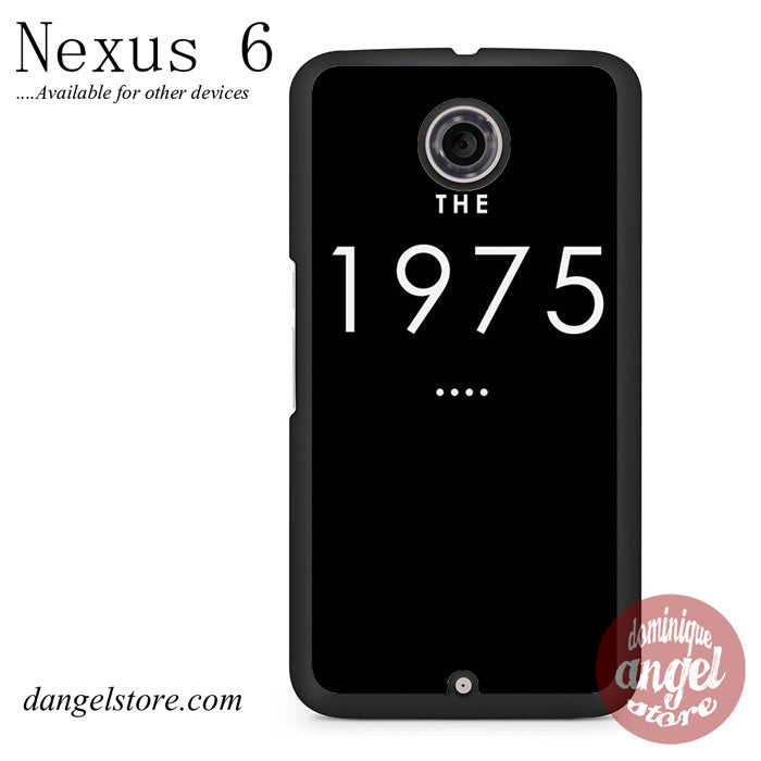 1975 Phone Case for Nexus 6 And Another Devices - dangelstore