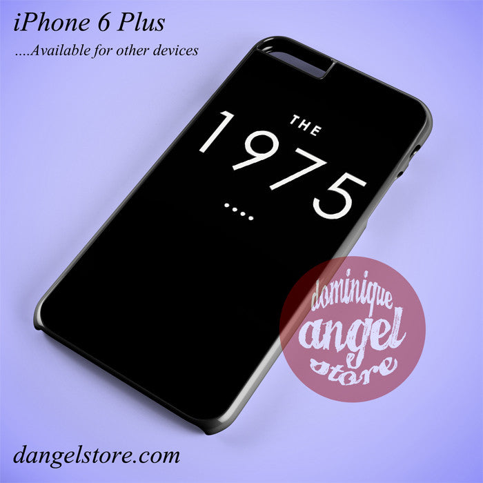 1975 Phone case for iPhone 6 Plus and another iPhone devices - dangelstore