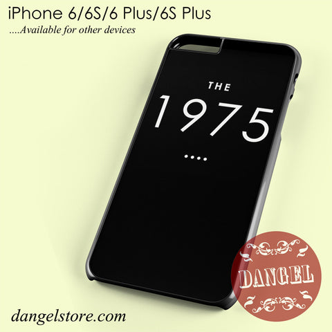 1975 Phone case for iPhone 6/6s/6 Plus/6S plus - dangelstore