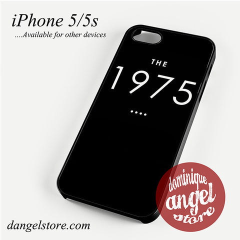 1975 Phone case for iPhone 4/4s/5/5c/5s/6/6 plus - dangelstore