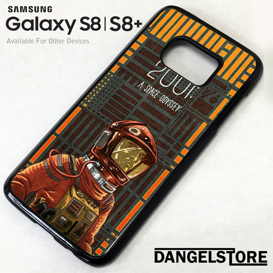 2001 A Space Odyssey GT Samsung Galaxy S8 Case - Dangelstore