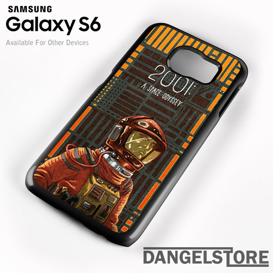 2001 A Space Odyssey GT Samsung Galaxy S6 Case - Dangelstore