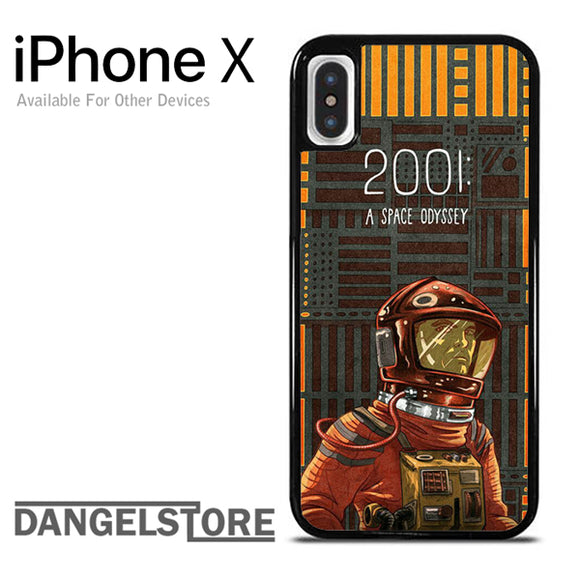 2001 A Space Odyssey GT iPhone X Case - Dangelstore