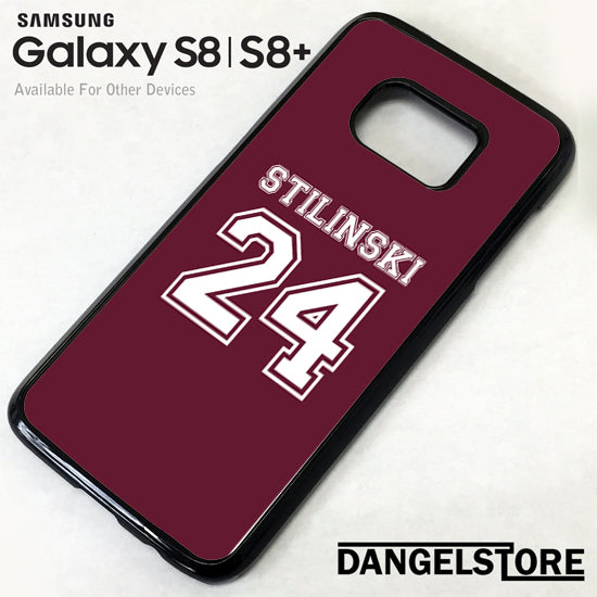 24 Stilinski Teen Wolf Samsung Galaxy S8 Case - Dangelstore