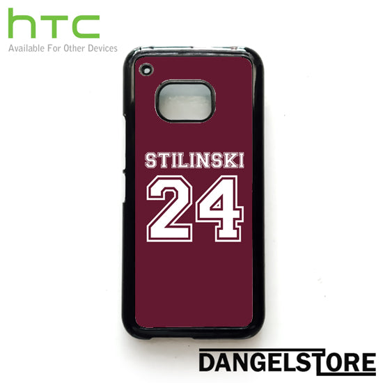 24 Stilinski Teen Wolf - HTC Device - Dangelstore