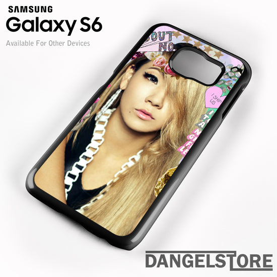 2NE1 CL Samsung Galaxy S6 Case - Dangelstore
