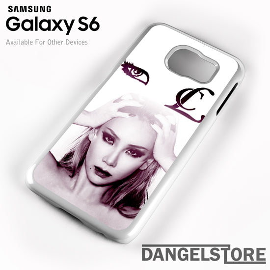 2NE1 CL Icon Samsung Galaxy S6 Case - Dangelstore