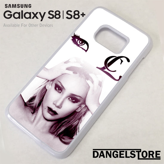2NE1 CL Icon Samsung Galaxy S8 Case - Dangelstore
