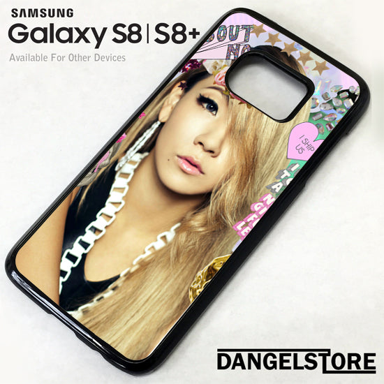 2NE1 CL Samsung Galaxy S8 Case - Dangelstore