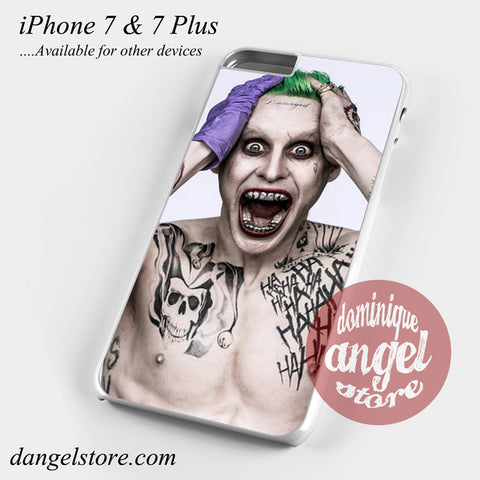 30 Seconds To Mars As Joker Phone Case for iPhone 7 and iPhone 7 Plus