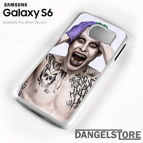 30 Seconds To Mars As Joker - Samsung Galaxy Case - Samsung S6 Case - DANGELSTORE