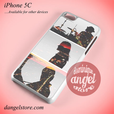 30 Seconds To Mars City Of Angels Phone case for iPhone 5C and another iPhone devices