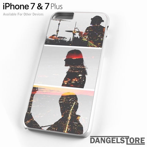 30 Seconds To Mars City Of Angels - iPhone Case - iPhone 7 Case - iPhone 7 Plus Case - DANGELSTORE