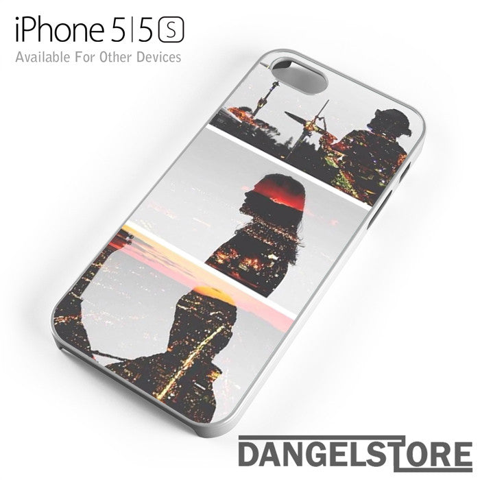 30 Seconds To Mars City Of Angels - iphone case - iphone 5 case - DANGELSTORE
