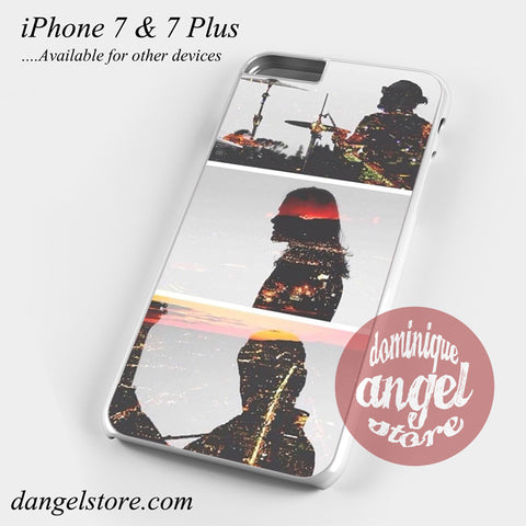 30 Seconds To Mars City Of Angels Phone Case for iPhone 7 and iPhone 7 Plus