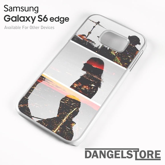 30 Seconds To Mars City Of Angels - samsung galaxy case - samsung galaxy S6 Edge - DANGELSTORE