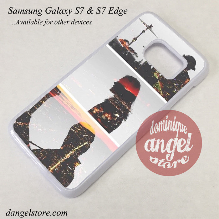 30 Seconds To Mars City Of Angels Phone Case for Samsung Galaxy S7 and Galaxy S7 Edge